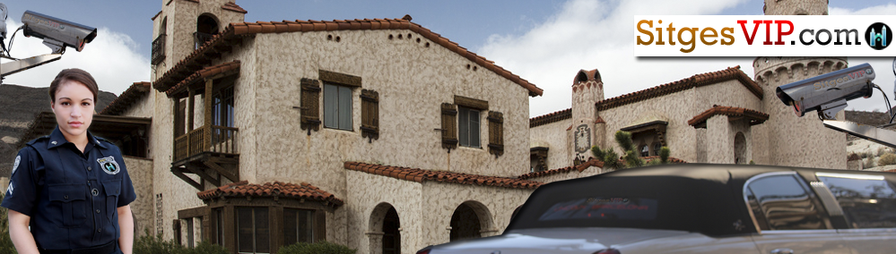 sitges vip com Villa Surveillance & Personal Security