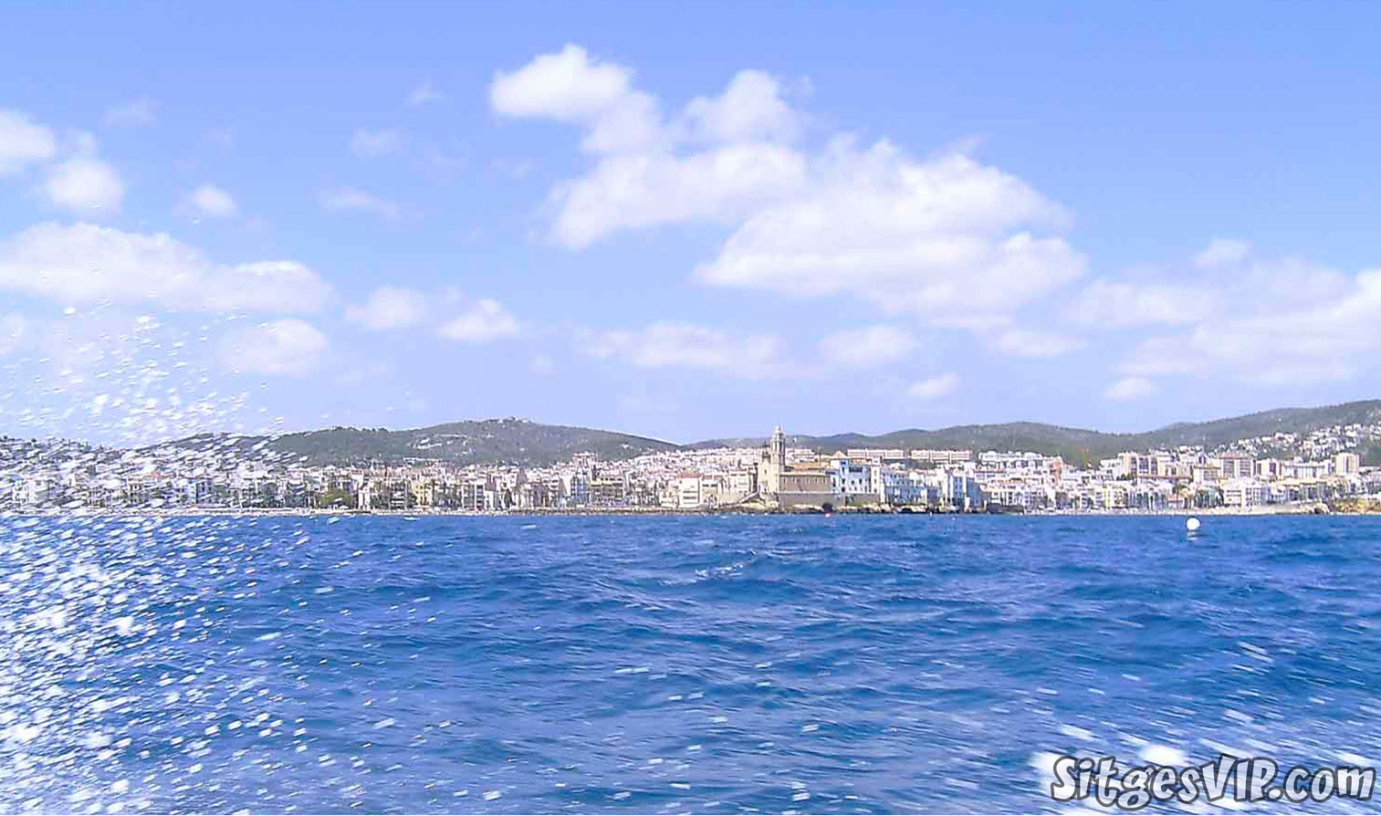 Boat Cruise of Sitges & Barcelona
